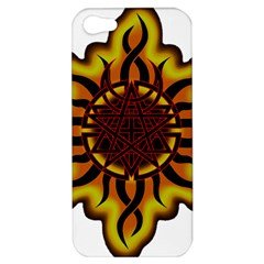 Disturbed Is An American Heavy Metal Band Logo Apple iPhone 5 Hardshell Case
