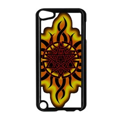 Disturbed Is An American Heavy Metal Band Logo Apple iPod Touch 5 Case (Black)
