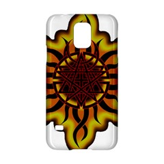 Disturbed Is An American Heavy Metal Band Logo Samsung Galaxy S5 Hardshell Case