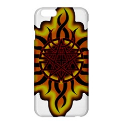 Disturbed Is An American Heavy Metal Band Logo Apple iPhone 6 Plus/6S Plus Hardshell Case