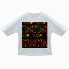 Ethnic Pattern Infant/Toddler T-Shirts