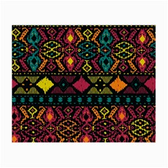 Ethnic Pattern Small Glasses Cloth (2-Side)