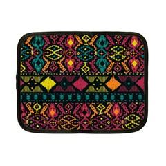 Ethnic Pattern Netbook Case (small)