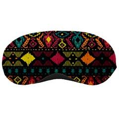 Ethnic Pattern Sleeping Masks