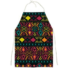Ethnic Pattern Full Print Aprons