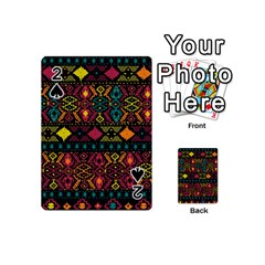 Ethnic Pattern Playing Cards 54 (Mini)