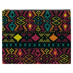 Ethnic Pattern Cosmetic Bag (XXXL)