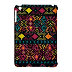 Ethnic Pattern Apple iPad Mini Hardshell Case (Compatible with Smart Cover)