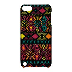 Ethnic Pattern Apple iPod Touch 5 Hardshell Case with Stand