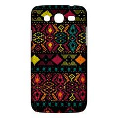 Ethnic Pattern Samsung Galaxy Mega 5.8 I9152 Hardshell Case