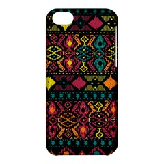 Ethnic Pattern Apple Iphone 5c Hardshell Case