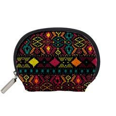 Ethnic Pattern Accessory Pouches (small)