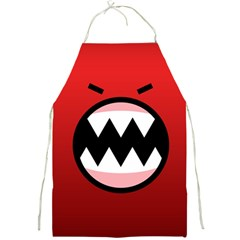 Funny Angry Full Print Aprons