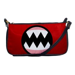 Funny Angry Shoulder Clutch Bags