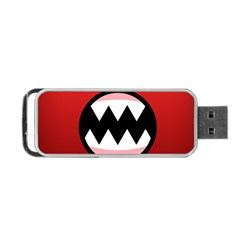 Funny Angry Portable USB Flash (Two Sides)