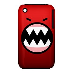 Funny Angry iPhone 3S/3GS