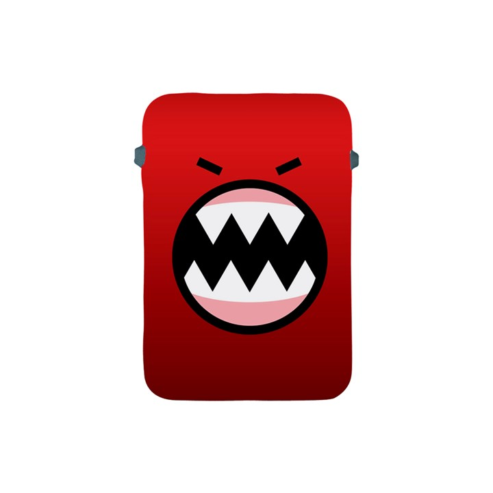 Funny Angry Apple iPad Mini Protective Soft Cases