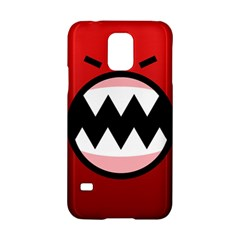 Funny Angry Samsung Galaxy S5 Hardshell Case