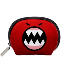 Funny Angry Accessory Pouches (small)