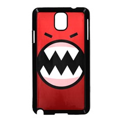 Funny Angry Samsung Galaxy Note 3 Neo Hardshell Case (Black)