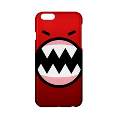 Funny Angry Apple iPhone 6/6S Hardshell Case