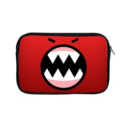 Funny Angry Apple Macbook Pro 13  Zipper Case