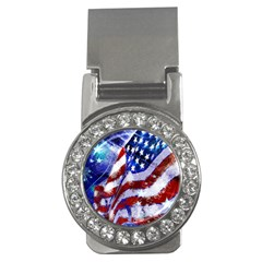 Flag Usa United States Of America Images Independence Day Money Clips (CZ)