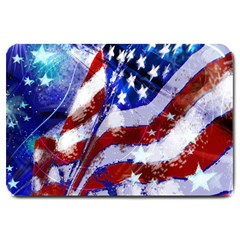 Flag Usa United States Of America Images Independence Day Large Doormat