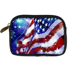 Flag Usa United States Of America Images Independence Day Digital Camera Cases