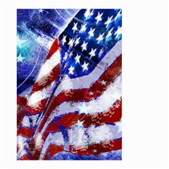 Flag Usa United States Of America Images Independence Day Small Garden Flag (two Sides)