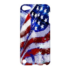 Flag Usa United States Of America Images Independence Day Apple iPod Touch 5 Hardshell Case