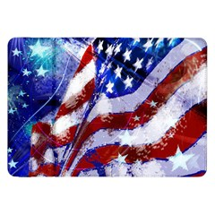Flag Usa United States Of America Images Independence Day Samsung Galaxy Tab 8 9  P7300 Flip Case