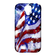 Flag Usa United States Of America Images Independence Day Samsung Galaxy S4 Classic Hardshell Case (PC+Silicone)
