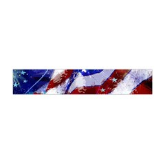 Flag Usa United States Of America Images Independence Day Flano Scarf (mini)
