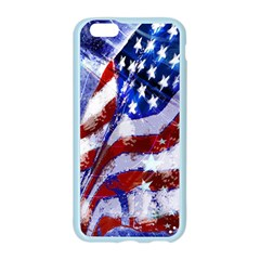 Flag Usa United States Of America Images Independence Day Apple Seamless iPhone 6/6S Case (Color)
