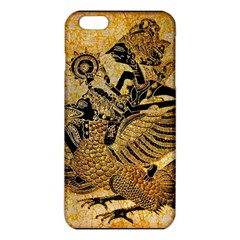 Golden Colorful The Beautiful Of Art Indonesian Batik Pattern iPhone 6 Plus/6S Plus TPU Case