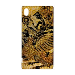 Golden Colorful The Beautiful Of Art Indonesian Batik Pattern Sony Xperia Z3+