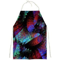 Native Blanket Abstract Digital Art Full Print Aprons