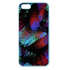 Native Blanket Abstract Digital Art Apple Seamless iPhone 5 Case (Color)