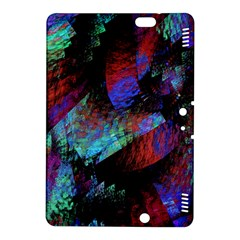 Native Blanket Abstract Digital Art Kindle Fire HDX 8.9  Hardshell Case
