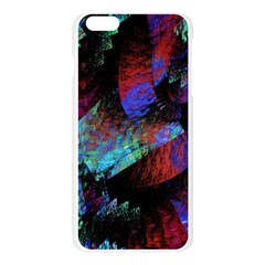 Native Blanket Abstract Digital Art Apple Seamless iPhone 6 Plus/6S Plus Case (Transparent)