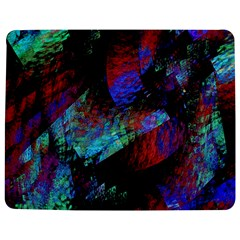 Native Blanket Abstract Digital Art Jigsaw Puzzle Photo Stand (Rectangular)