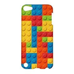 Lego Bricks Pattern Apple iPod Touch 5 Hardshell Case