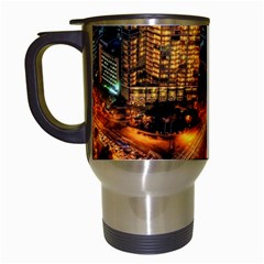 Hdri City Travel Mugs (White)