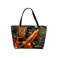 Hdri City Shoulder Handbags