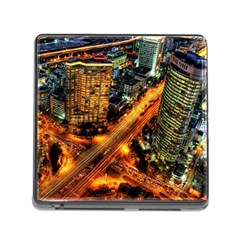 Hdri City Memory Card Reader (square)