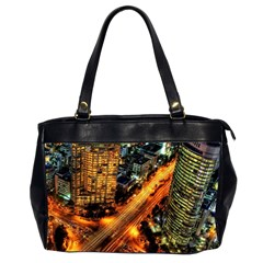 Hdri City Office Handbags (2 Sides)
