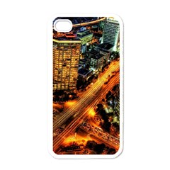 Hdri City Apple Iphone 4 Case (white)