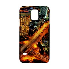 Hdri City Samsung Galaxy S5 Hardshell Case