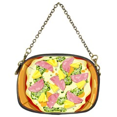 Pizza Clip Art Chain Purses (One Side)